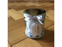 Hand decorated gifts in a jar
