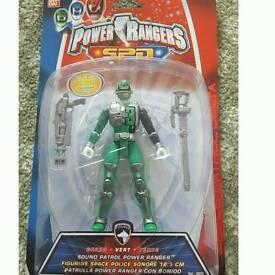 Power ranger toy
