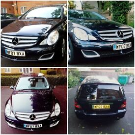 6 Seater Mercedes R CLass