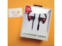 BEATS Wireless Powerbeats3 (Red)