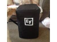 Pair Of Electrovoice EV ETX 10p Active Speakers.