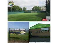 ***5 ASIDE TEAMS WANTED FOR BRAND NEW SEASON AT BIDSTON TENNIS CENTRE - WIRRAL***