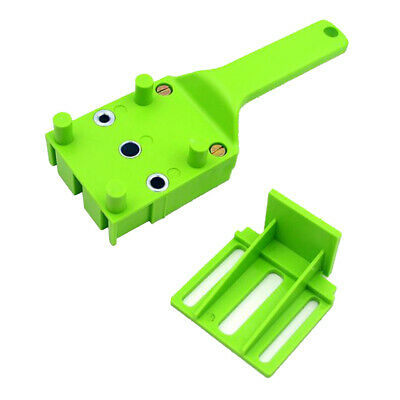 Dowelling Jig E,L & T Joints Drilling Router fits 6,8,10mm D