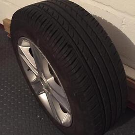Mazda 6 Spare Tyre