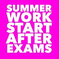 Fun & Flexible Student Summer Work