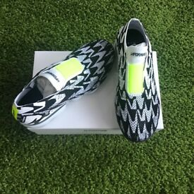 ACRONYM x Nike Air VaporMax Moc 2 Black White Uk 9