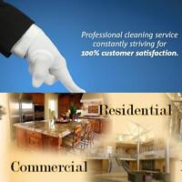 Residential and Commercial Cleaning Services - Great $$$