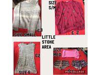Ladies size 8 clothes
