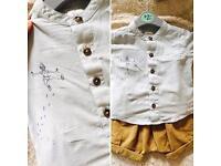 Disney mammas & papas shirt and trousers