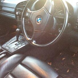 BMW 323i convertible