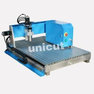 800W CNC Router Engraving Drilling/Milling Machine 6090