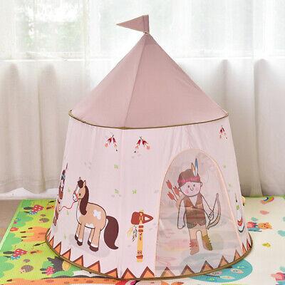 Carpa Rxterior Tienda de Campaña Infantil Plegable para Niños Interior