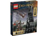 LEGO Lord of the Rings Tower of Orthanc 10237 BRAND NEW