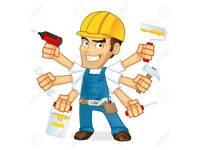 handyman and grass cutter