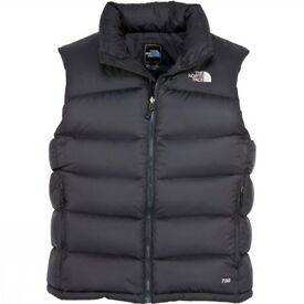 Northface black body warmer / gilet
