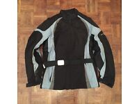 Women's motorbike / moped jacket and trousers - great condition and value! 'Frank Thomas' brand