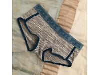 Victorias secret pink shorts/ underwear size small