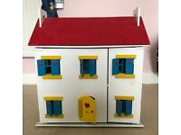 Dolls house free to a good home