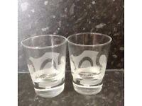 Set of 2 Baileys Glasses