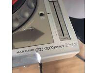 PIONEER MIXER DJM-900 Nexus Limited Edition No.1595+2X MULTI CDJ-2000 nexus