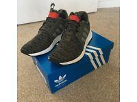 Adidas X_PLR khaki trainers (unisex) like new