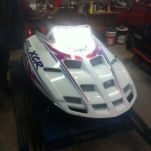 Beautiful polaris Xcr 800 for sale