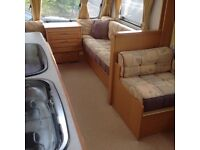 For Sale - 2004 Compass Corona 524 -4 Berth Caravan