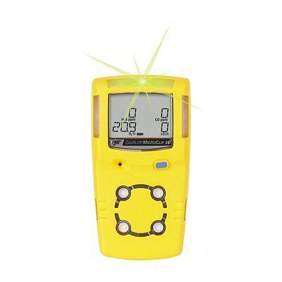 Bw Honeywell Mcxl-xwhm-y-na Gasalertmicroclip Xl Lel O2 H2s Co Detector