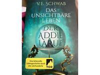 Das unsichtbare Leben der Addie laRue V. E. Schwab