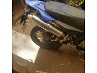 Xt 125 need carb and little work for mot