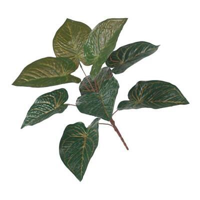 Artificial Ivy Vine Greenery Fake Hanging Plant Leaves 9 Heads Home Decor