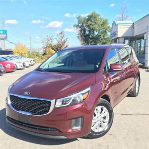 2016 Kia Sedona LX+, Bluetooth, Power Sliding Doors, Push Button