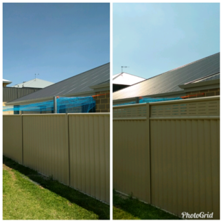 Colorbond Fence Extensions