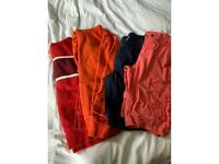 Boys shorts and hoodies