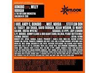 Outlook Festival 2018 ticket