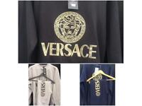 Versace Jumper Tracksuit (not stone island moncler Armani Gucci Ralph Lauren ea7 the North Face Nike