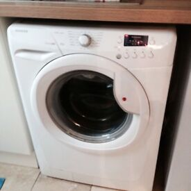 Hoover 8kg washing machine and tumble dryer