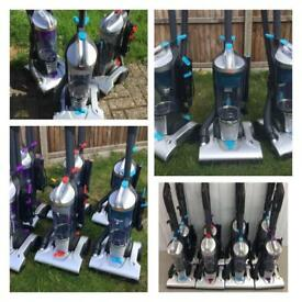 FREE DELIVERY VAX PET BAGLESS UPRIGHT VACUUM CLEANER HOOVERS FF
