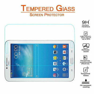 9H Tempered Glass Screen Protector for Samsung Galaxy Tab 3 7.0 P3200 T210 T217
