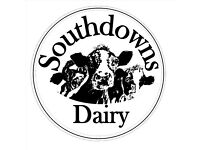 Making and selling ethical dairy produce