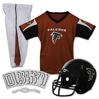 NFL Team Deluxe Youth Uniform Set - Youth S - Kids Halloween Costumes - Nfl Halloween Costumes