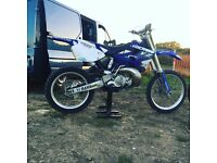 Yamaha yz 250 RARE BIKE FRESH REBUILD READY TOO GO