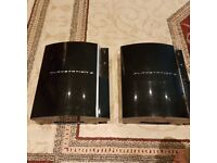 x2 PlayStation 3 for Spares and Repairs (40Gb & 60Gb)