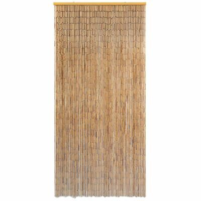 Bamboo Door Curtain Bamboo Curtain Room Divider Partition 90x200 -