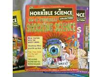 Horrible Science Magazines (Issues 1-13)