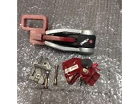 Alko stabiliser hitch and Alko lock with keys ,ball and bolts etc