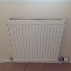 Two small radiators
