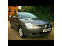 2005 Mitsubishi Lancer Equippe 1.6 Automatic