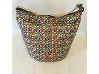 PacaPod Samui Lite Changing Bag In Jewel (Preloved Shell Only) £15