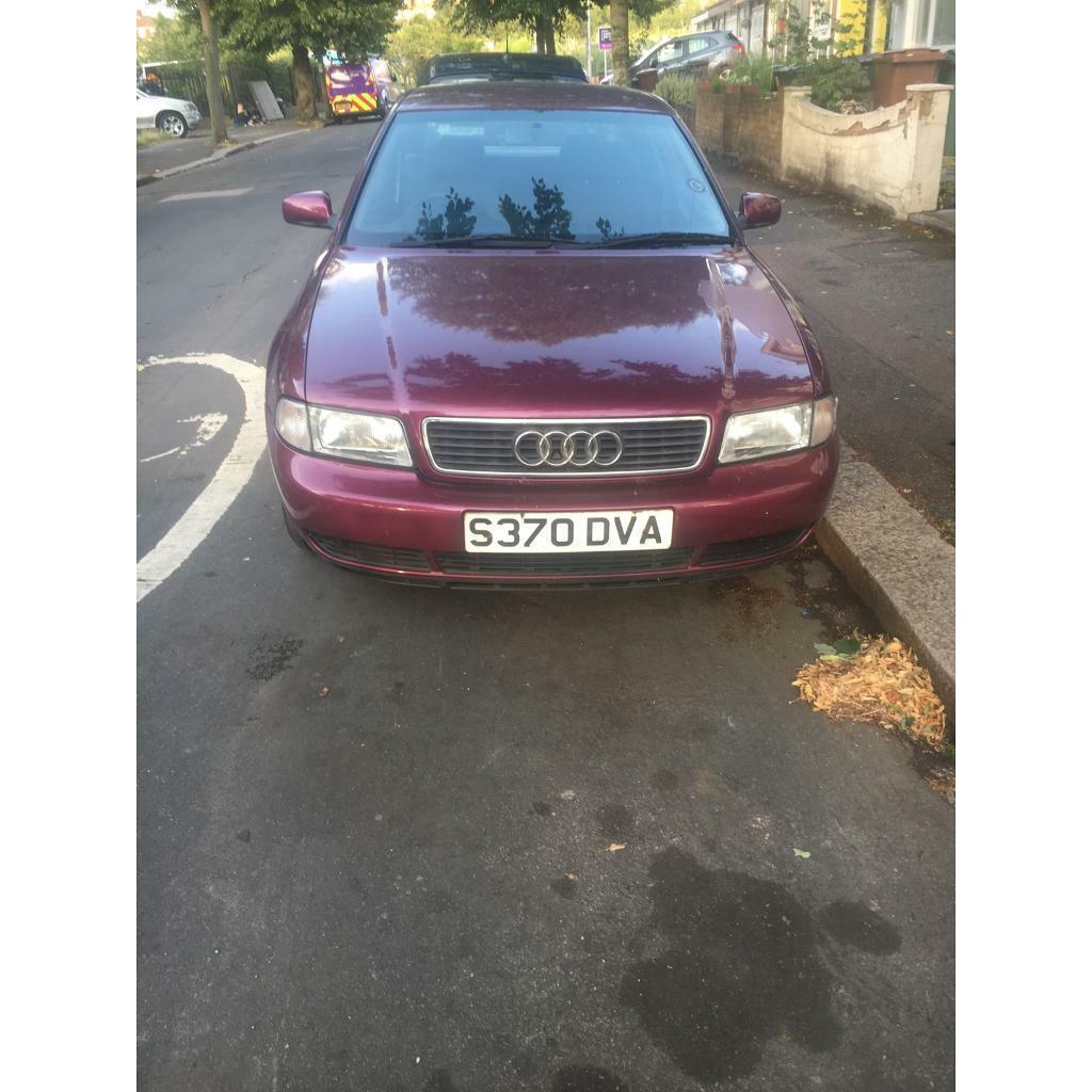 Audi A4 1 6 1999 £400 | in Walthamstow, London | Gumtree